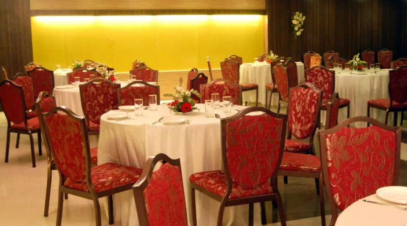 The Continental Charbagh Lucknow - Banquet Hall