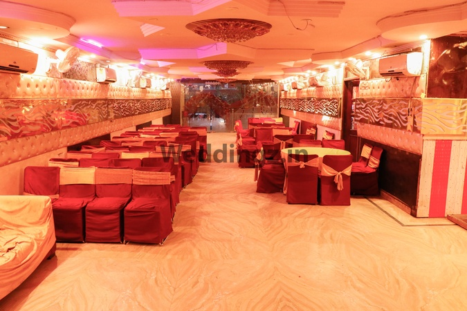 Hotel Western King Tilak Nagar Delhi - Banquet Hall