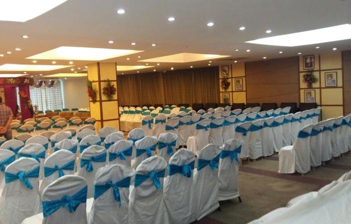 Cambay Sapphire Vejalpur Ahmedabad - Banquet Hall