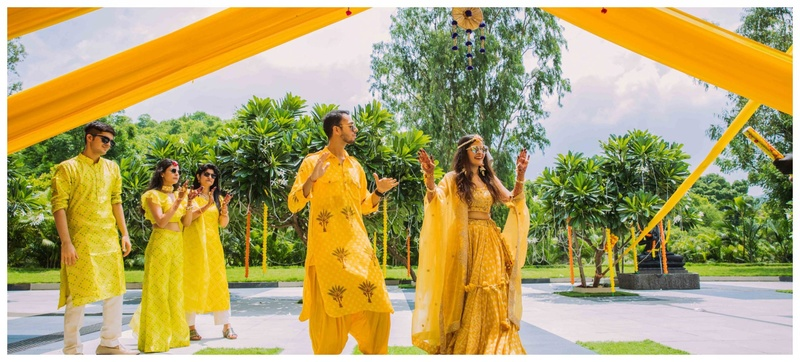 Lockdown Destination Wedding: Gargi Weds Shronit at a Palghar Farmhouse