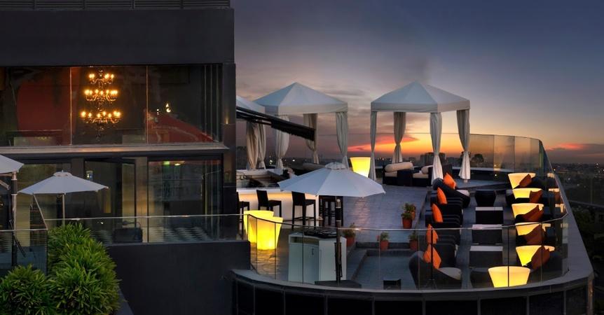 ALT Mahadevapura Bangalore - Banquet Terrace