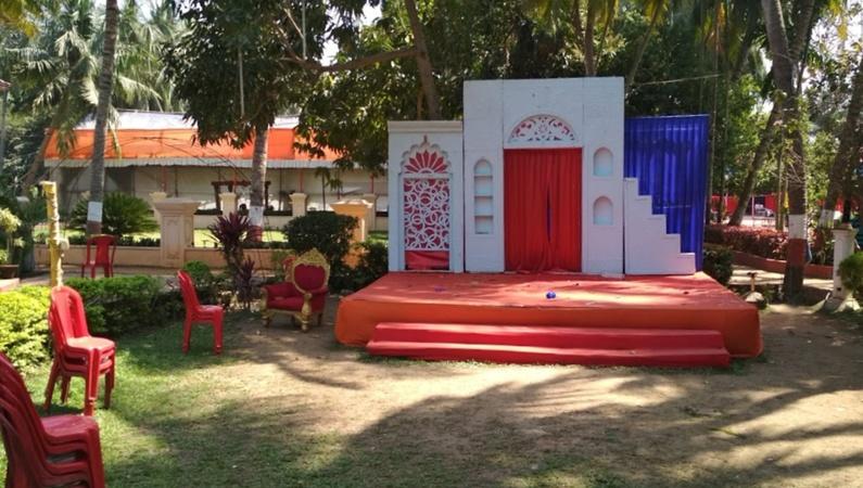 Green Land Balagandi Puri - Wedding Lawn