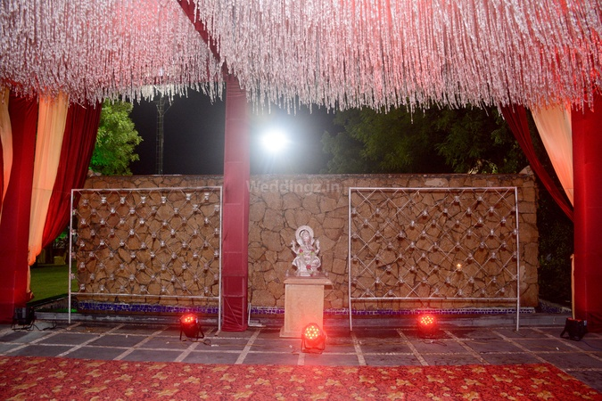 Whistling Meadows Resort And Lawns S G Highway Ahmedabad - Banquet Hall