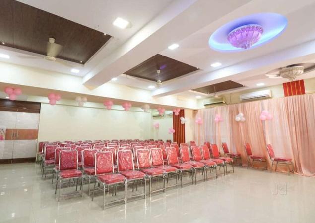 Kana Palace Panvel Mumbai - Banquet Hall