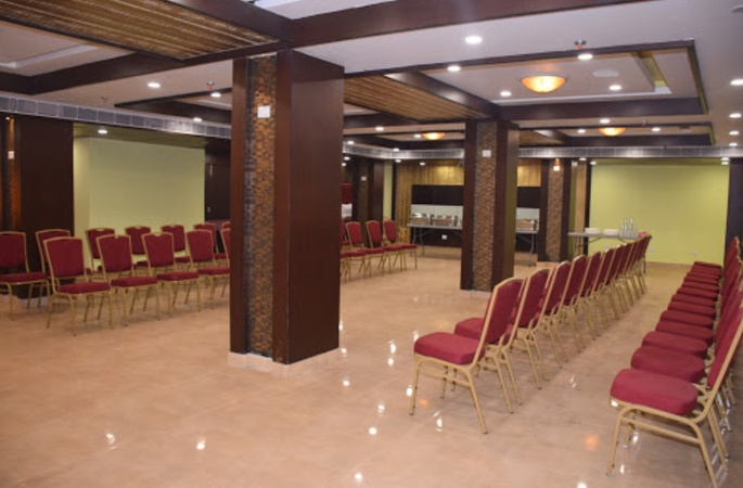 Hotel Trimurti Heights Badasankha Puri - Banquet Hall