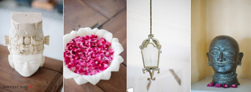 5 DIY Wedding Decorations for an In-house Celebration