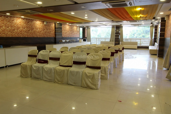 Angat 22 The Restaurant And Banquet Bopal Ahmedabad - Banquet Hall