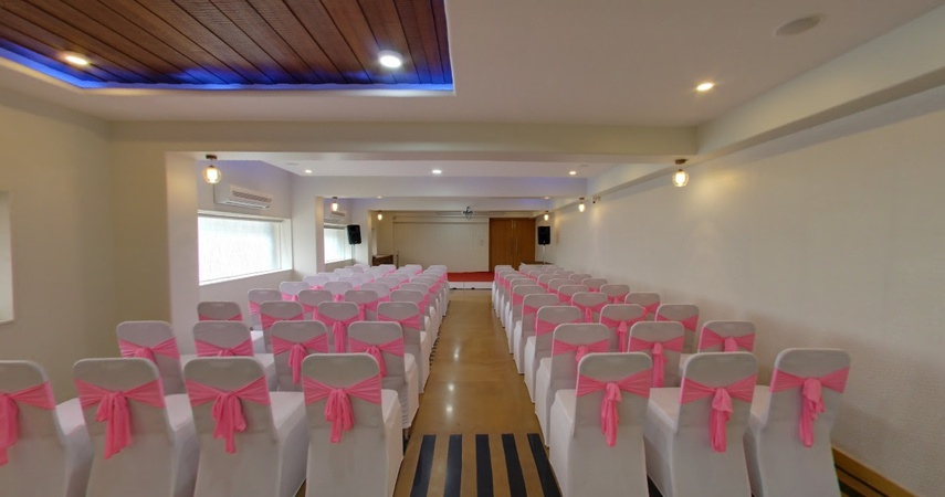 Pinnacle Fine-Dine Restro And Banquet Kasarwadi Pune - Banquet Hall
