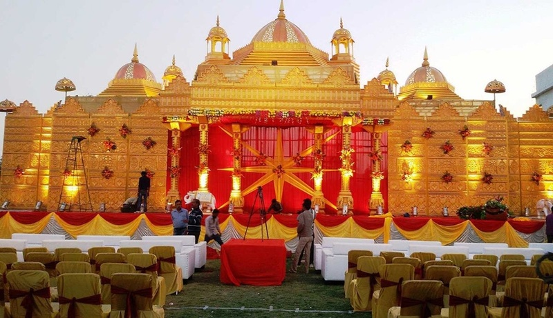 Ceremony Resort: A Resplendent Venue for Royal Affairs!