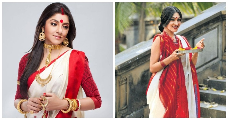 6 Laal Paar Sarees to Add to Your Saree List