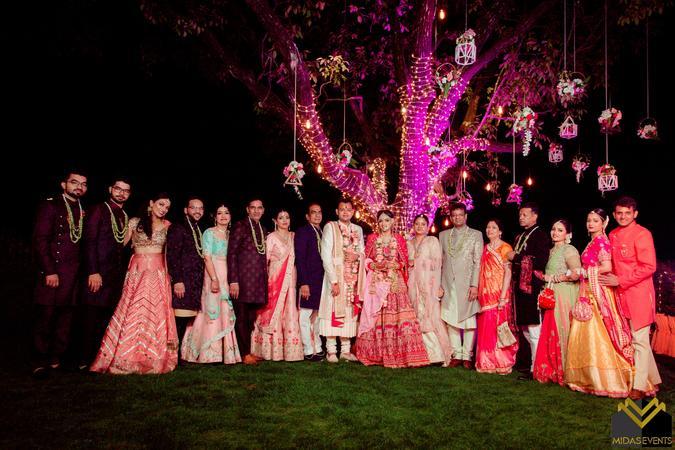 Midas Events | Delhi | Wedding Planners