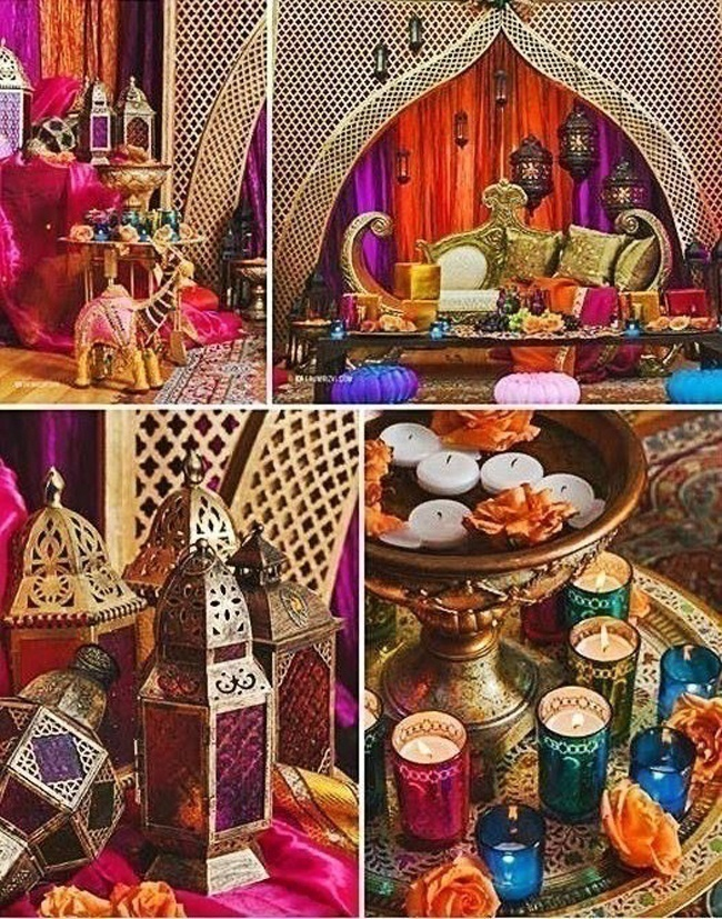 Moroccan-Inspired Decor