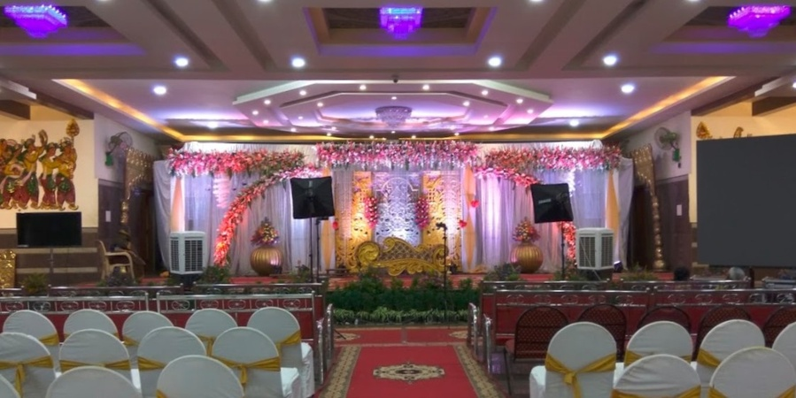 Vishnu Priya Convention Centre NagarBhavi Bangalore - Banquet Hall