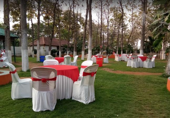 Kumaragam Smart Venue KNG Pudur Pirivu Coimbatore - Banquet Hall