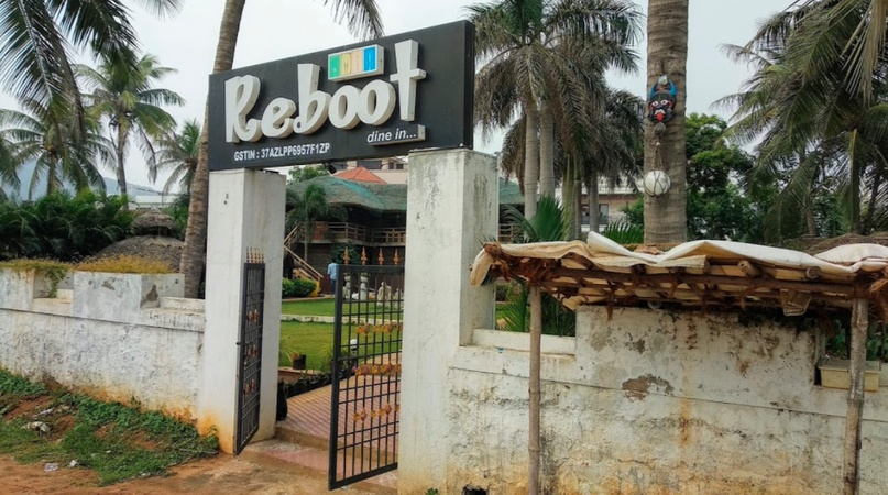 Reboot Dine In Beach Road Visakhapatnam - Others