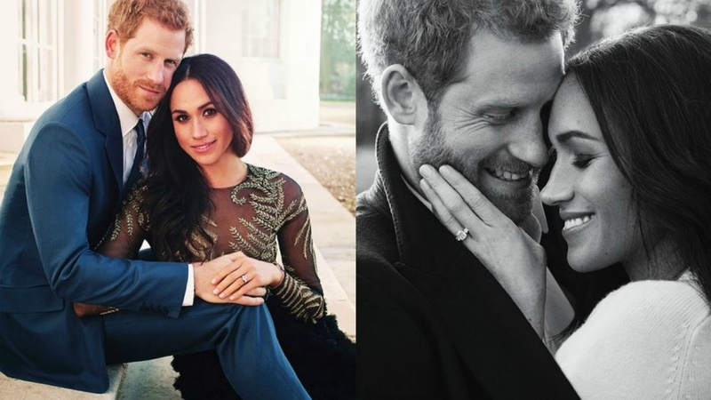 Prince Harry And Meghan Markle Revealed Their Official Engagement Photos And We Can't Control Our Excitement!