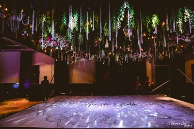 superb dance floor decor