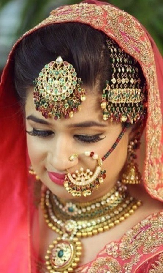 Ultimate LookBook of Bridal Nose Ring Designs 2016 is here! Yay ...