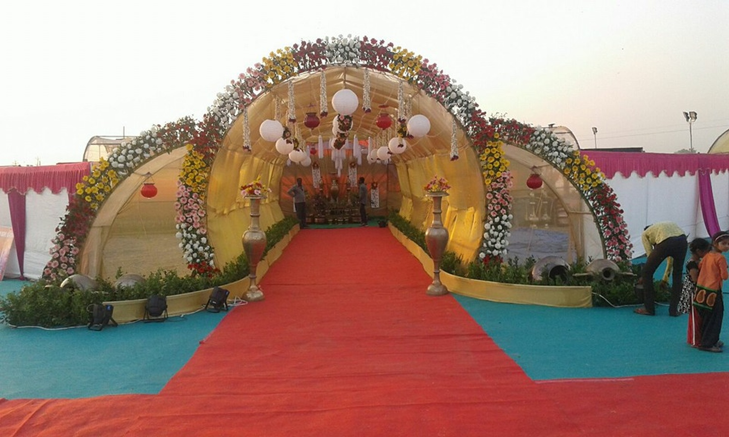 Ibs decorators wedding decorator in maninagar ahmedabad weddingz overview junglespirit
