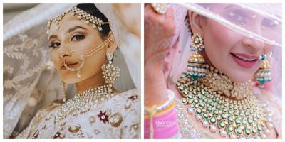 10 Breathtaking Bridal Veil Shots
