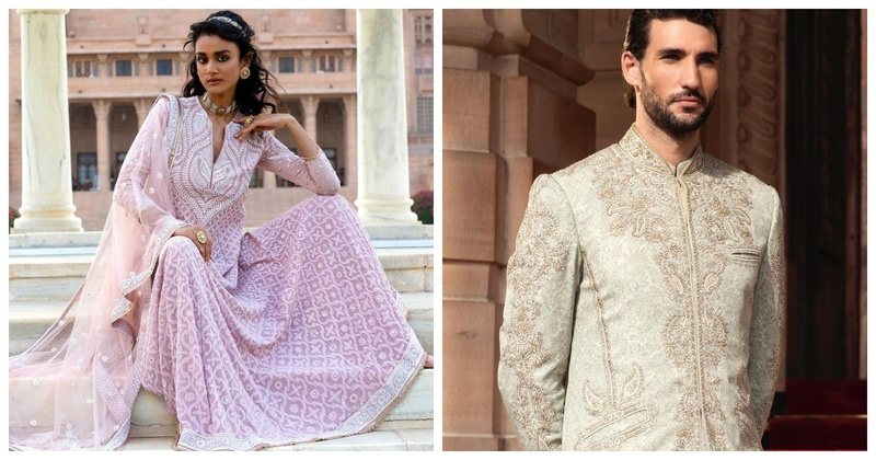 5 Reasons why Tarun Tahiliani's Chikankari Collection is LOVE!