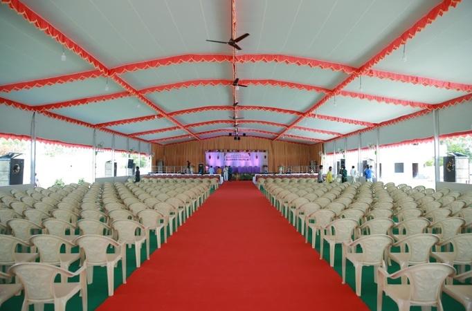 Pramidaa Gardens Bongloor Hyderabad - Wedding Lawn