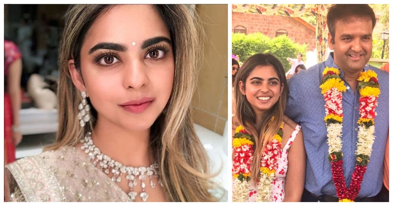 Isha Ambani and Anand Piramal are getting engaged tomorrow and here's all the exclusive details - Venue, dress code and more!