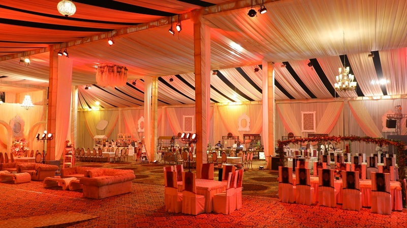 Konica Resorts Grand Trunk Road Jalandhar - Banquet Hall