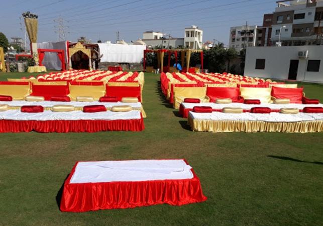 Amin Party Plot Subhanpura Baroda - Banquet Hall