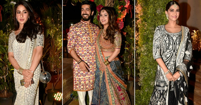 From Bachchans to Kapoors - who wore what at CEO of Abu Jani Sandeep Khosla's grand wedding affair!