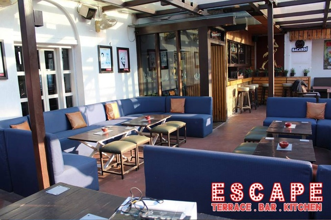 Escape Sector 28 Gurugram - Cocktail Venues