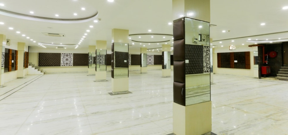 Hotel The Leaf Gomti Nagar Lucknow - Banquet Hall