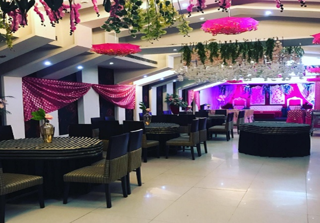 Hotel La Fusion Panchkula Chandigarh - Banquet Hall