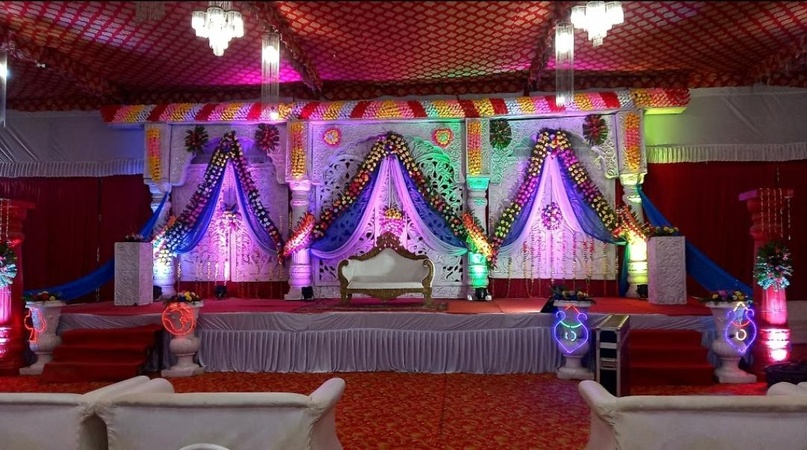 Leisure Greens Civil Lines Prayagraj - Banquet Hall