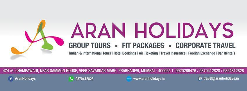Aran Holidays | Mumbai | Transportation