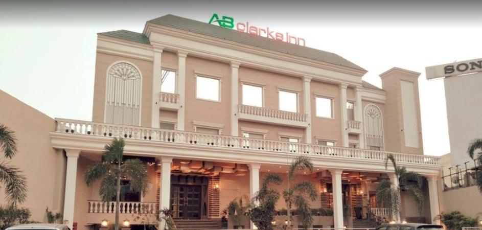 AB Clarks Inn Civil Line Jalandhar - Banquet Hall