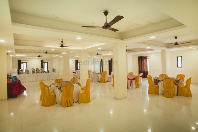 Hotel President Berasia Road Bhopal - Banquet Hall