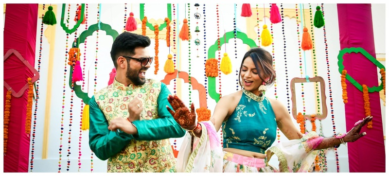 Angira and Sulabh Radisson Blu Udaipur Wedding