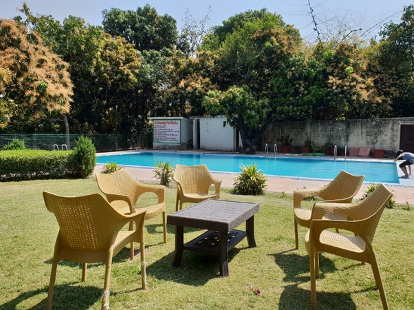 The Corbett Aroma Havens Ramnagar Jim Corbett - Wedding Lawn