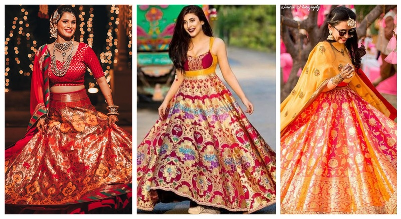 20 Banarasi Lehengas we have fallen in Love with!