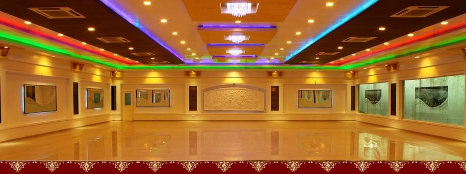 Shreeji Banquet & Lawns Bibwewadi Pune - Banquet Hall