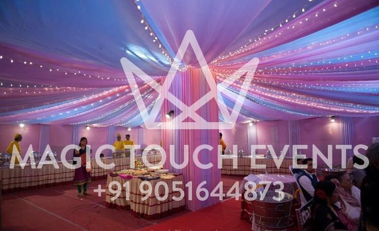 Magic Touch Events | Kolkata | Wedding Planners