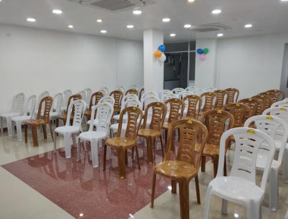 VJ Party Hall Perambur Chennai - Banquet Hall