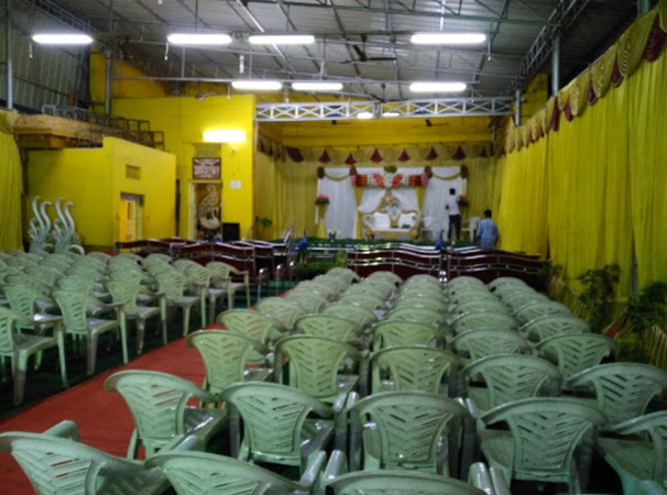 Vishwanath Bhavan Mini Function Hall Karwan Hyderabad - Banquet Hall
