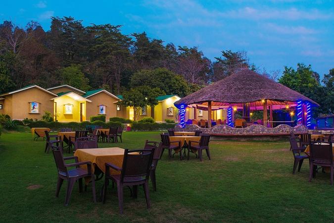 Clarissa Resorts Ramnagar Jim Corbett - Banquet Hall