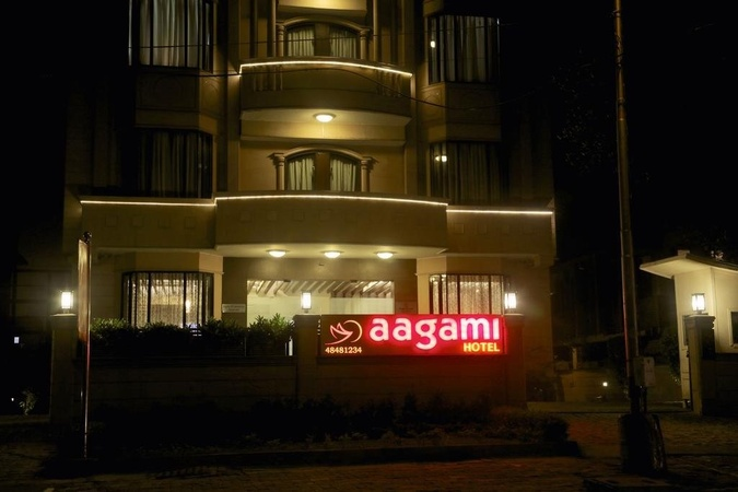 Aagami Hotel Connaught Place Delhi - Banquet Hall
