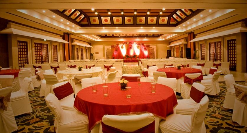 ITC Rajputana Gopalbari Jaipur - Banquet Hall