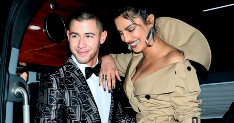 WHATT?? Nick Jonas and Priyanka Chopra are getting married?