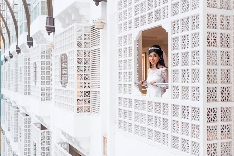 Steffy and Rohan's Elegant Catholic Wedding Celebration at ITC Maratha, Andheri