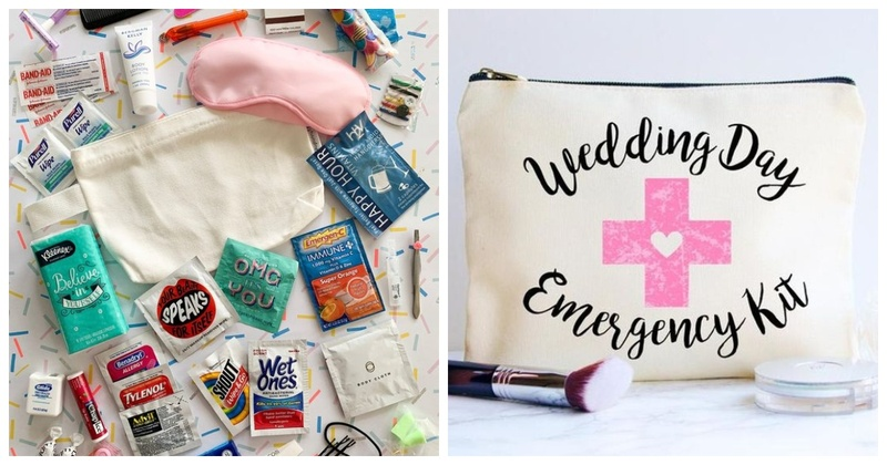 Essential Items for your Bridal Survival Kit